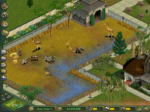 Amazon com: Zoo Tycoon - Mac: PC: Video Games