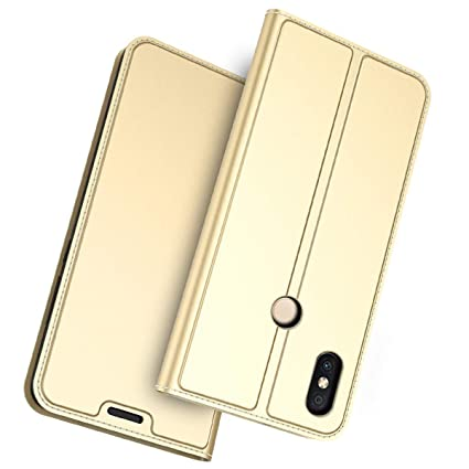 Amazon com: Xiaomi Redmi S2 (Redmi Y2) Leather Case