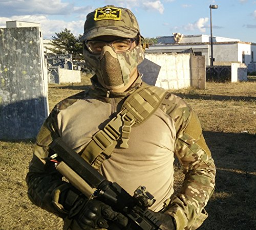 OneTigris-Foldable-Half-Face-Mesh-Mask-Military-Style-Comfortable-Adjustable-Tactical-Lower-Face-Protective-Mask-9-Colors-Available