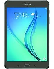 "Samsung Galaxy Tab A 8""; 16 GB Wifi Tablet (Smoky Titanium) SM-T350NZAAXAR"