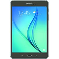 "Samsung Galaxy Tab A 8"" 16GB Wi-Fi Android Tablet with 1.5GB RAM (Smoky Titanium)"