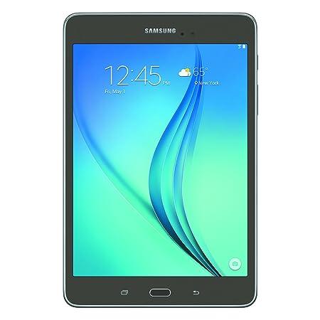 "Review Samsung Galaxy Tab A 8""; 16 GB Wifi Tablet (Smoky Titanium) SM-T350NZAAXAR"