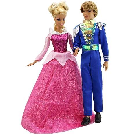 Amazon.com: 1 x príncipe mono vestido uniforme + vestido ...