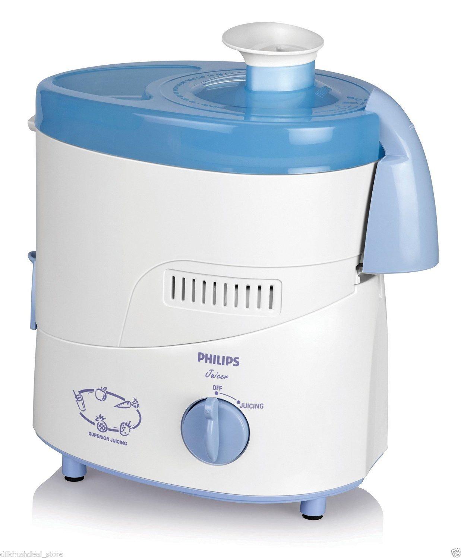 Buy Philips HL1631 500 Watt 2 Jar Juicer Mixer Grinder (Blue