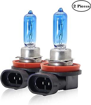 Winpower H9 Halogen Scheinwerferlampen 100w 5000k Warmweiß Lampe 12v Auto Nebellichter Seitenlicht Drl Birne 2 Stücke Auto