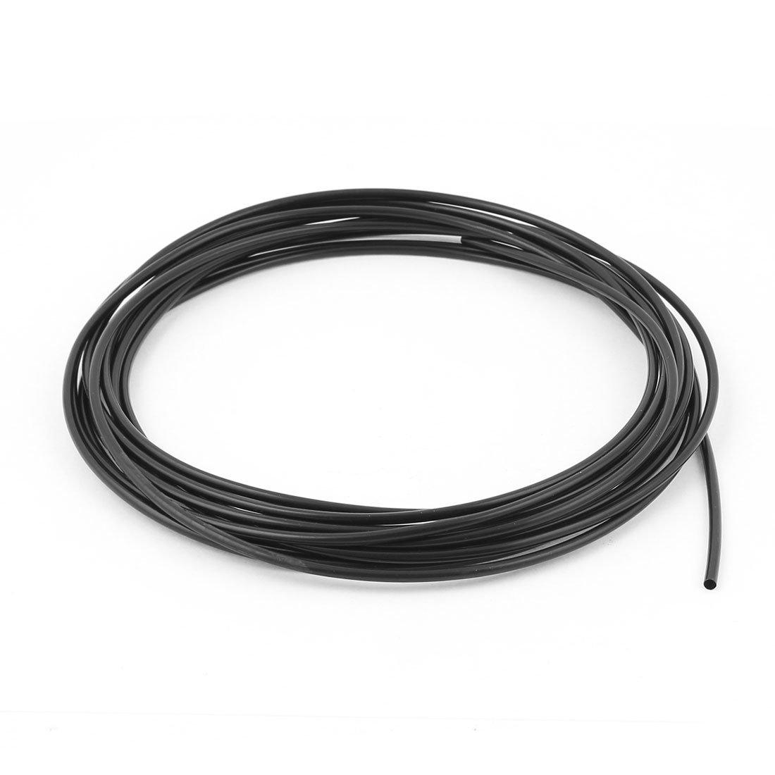 5 metros 2mm Dia Poliolefina Ratio 2:1 Tubo Termorretrá ctil tubo Cable Envolvente Sourcingmap a15060100ux0636