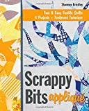 Scrappy Bits Appliqué, Shannon Brinkley, 1607058804
