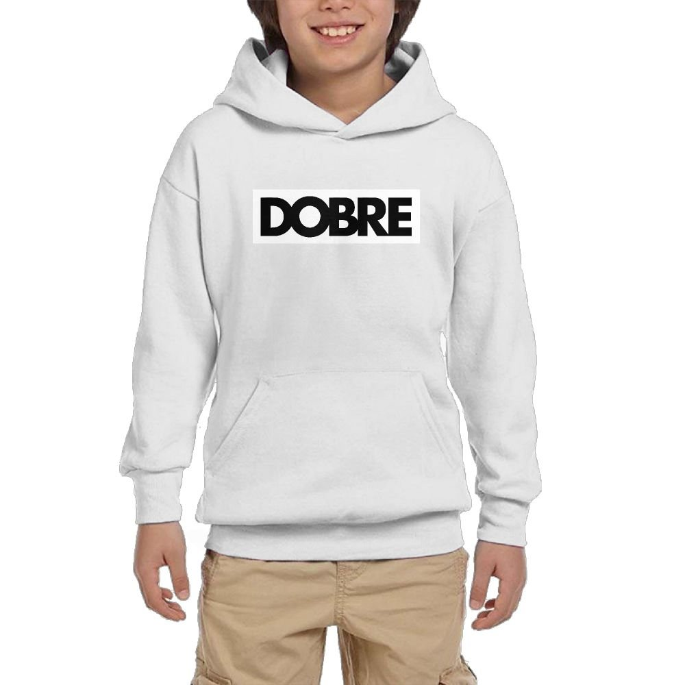Adoqq Youth DOBRE Family Hoodie For Boys and Girls