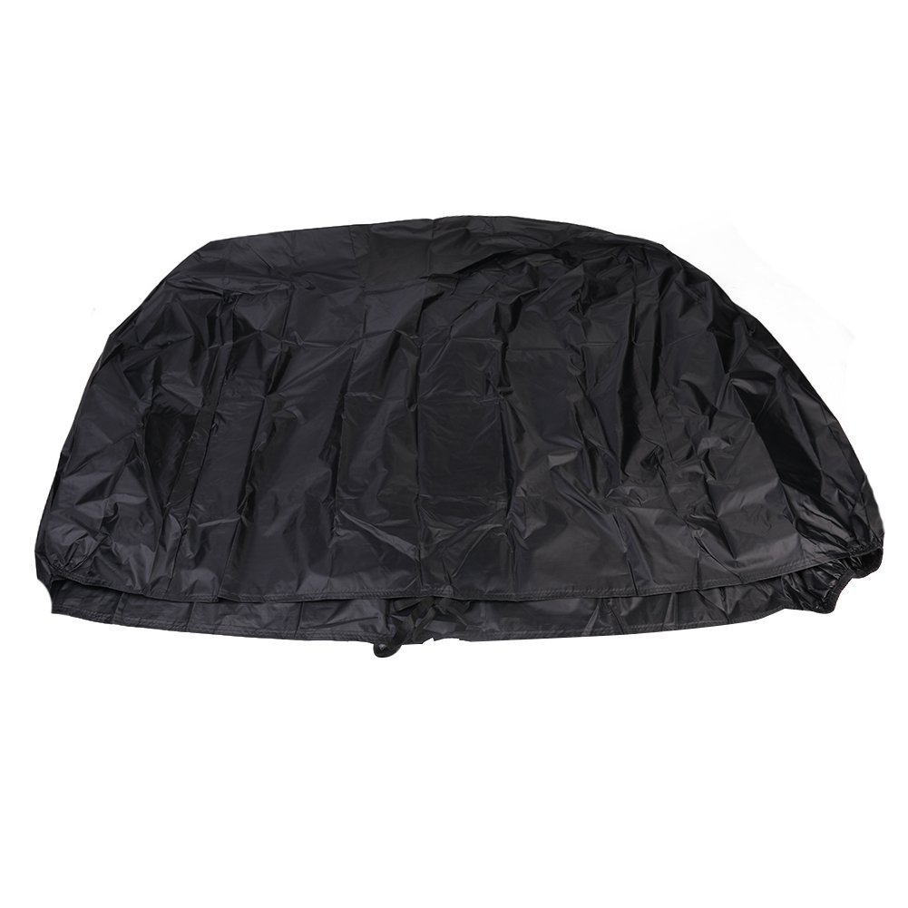 Bicycle Bike Cover for 2 Bikes Waterproof Outdoor Heavy Duty Fabric All Weather Protection
