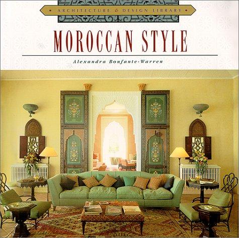 Architecture And Design Library Moroccan Style Architecture