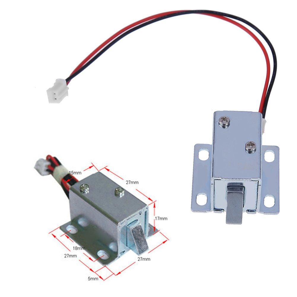 Demiawaking Mini Dc 6v 12v Elektronische Intelligente Auto Schrank