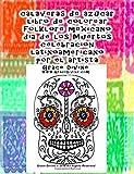 Calaveras De Azúcar Libro De Colorear