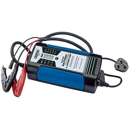 Draper IBC16S Cargador de batería de automóvil inteligente ...