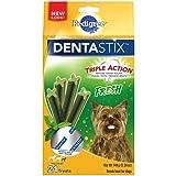 Pedigree Fresh Dentastix 21 Mini Treats