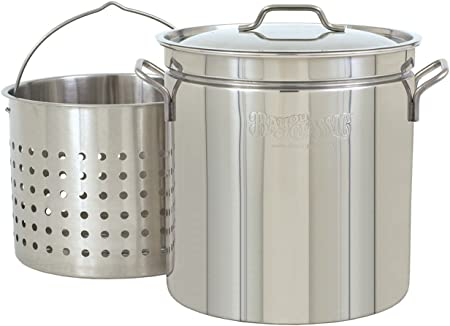 Bayou Classic 24-qt Stainless Stockpot