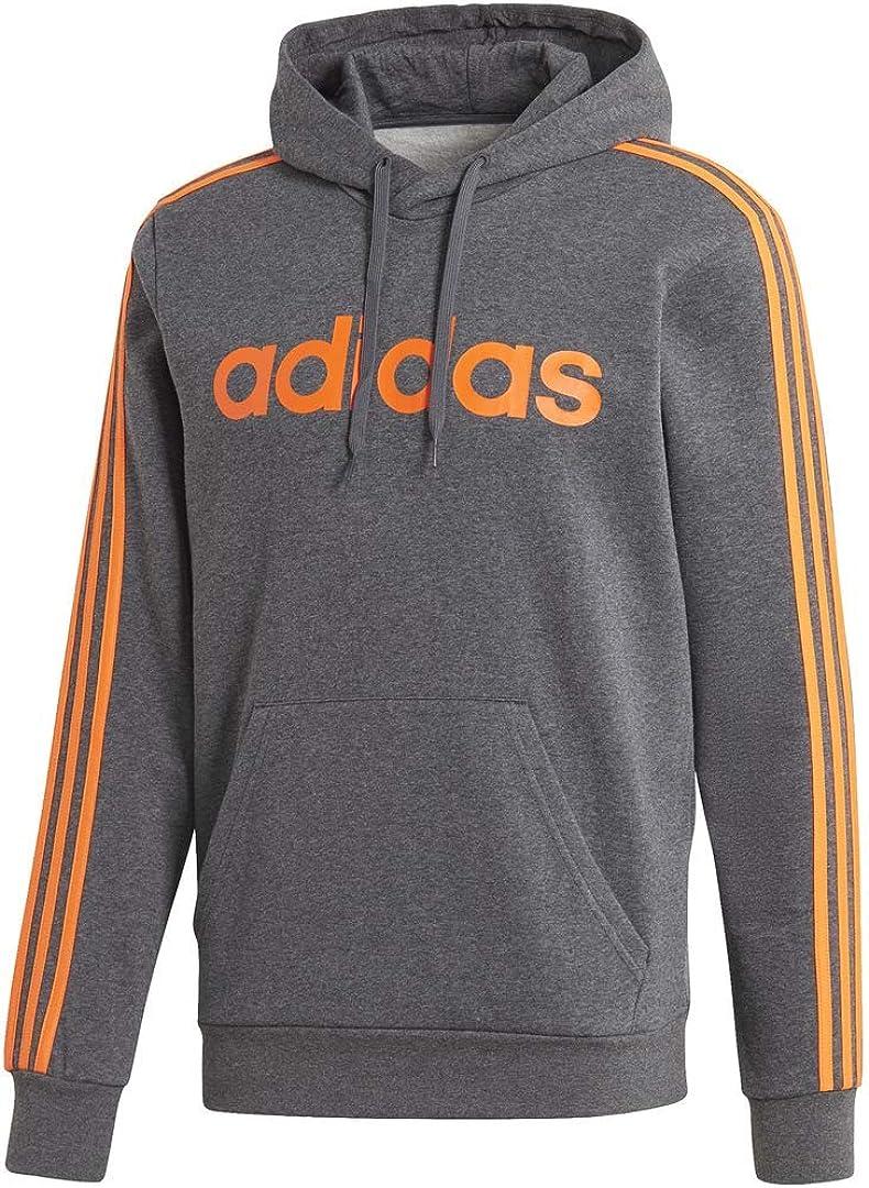 Penetrar Pais de Ciudadania Oferta de trabajo  Amazon.com: adidas Men's Essentials 3-Stripes Pullover Hoodie: Clothing