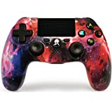 PS4 Controller Wireless 2020 Nebula Style Dual Shock High Performance Gaming Controller for Playstation 4 /Pro/Slim/PC…