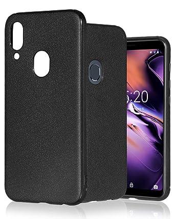 quality design 5cd72 c69ac UMIDIGI Mobile A3 Case, TopACE [Shock Absorption] Flexible TPU Soft Skin  Silicone Cover Compatible for UMIDIGI Mobile A3