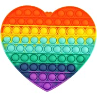 Brinquedo Pop Bubble Push, brinquedo Fidget, brinquedo sensorial simples para necessidades especiais do autismo, TDAH…