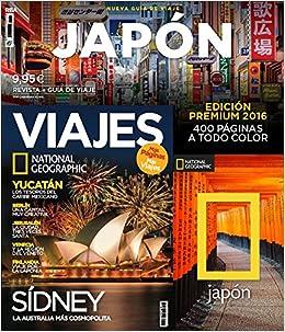 Pack: National Geographic. Viajes. Numero 201 + Guía de Japón ...
