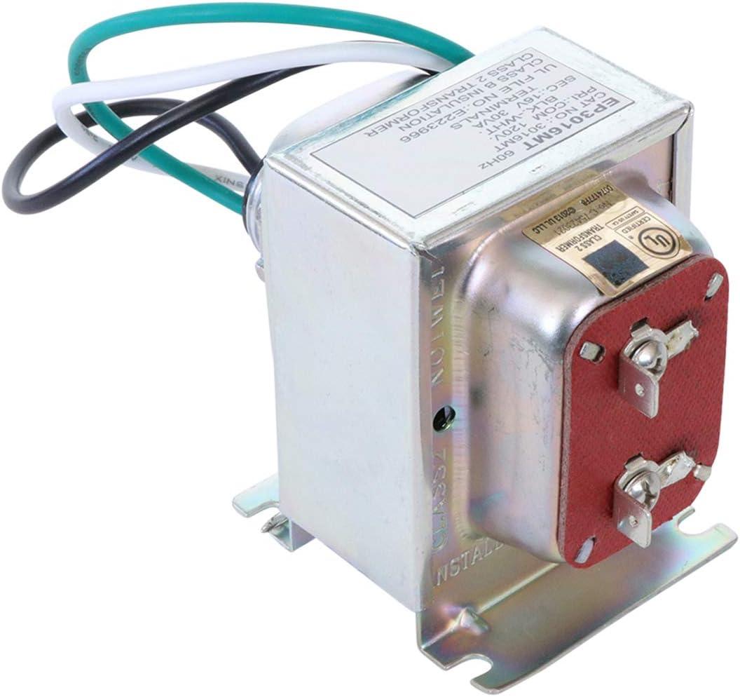 Endurance Pro 16V 30VA Doorbell Transformer Compatible with Ring Video Doorbell Pro Hardwired Door Chime, Nest Hello Video Doorbell