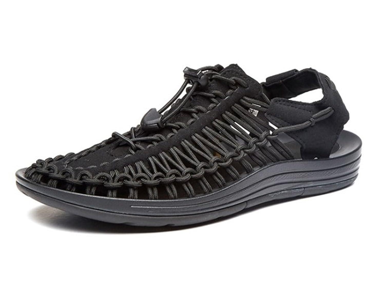 hellomiko 2018 Neue Herrenmode Sandalen  Casual Handgewebte Outdoor Schuhehellomiko Herrenmode Sandalen Handgewebte Outdoor Schuhe