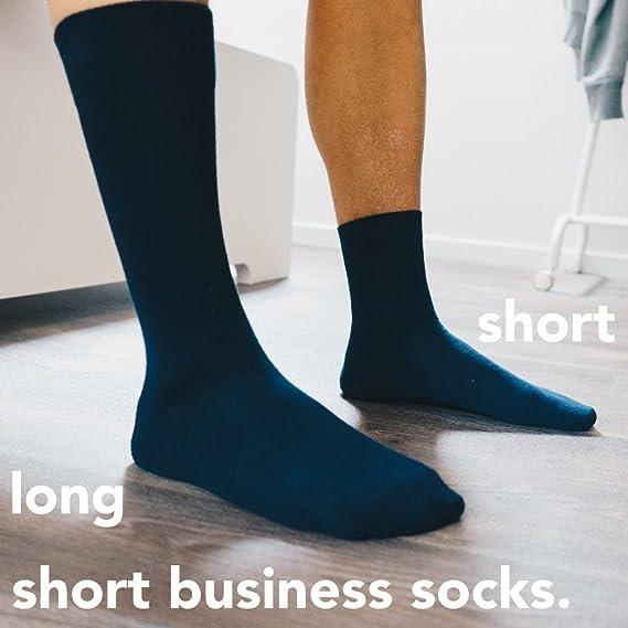 2d35fca05c8e58 Snocks ® kurze Herren Business Socken (5x Paar) Lange Haltbarkeit Dank  Bester Qualität (Ohne Fusseln): Amazon.de: Bekleidung