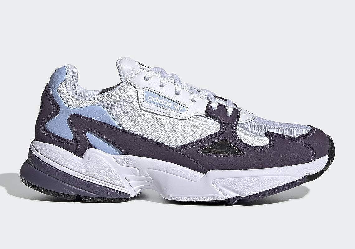 adidas Falcon - Scarpe da Donna Trace Purple Cloud White Periwinkle
