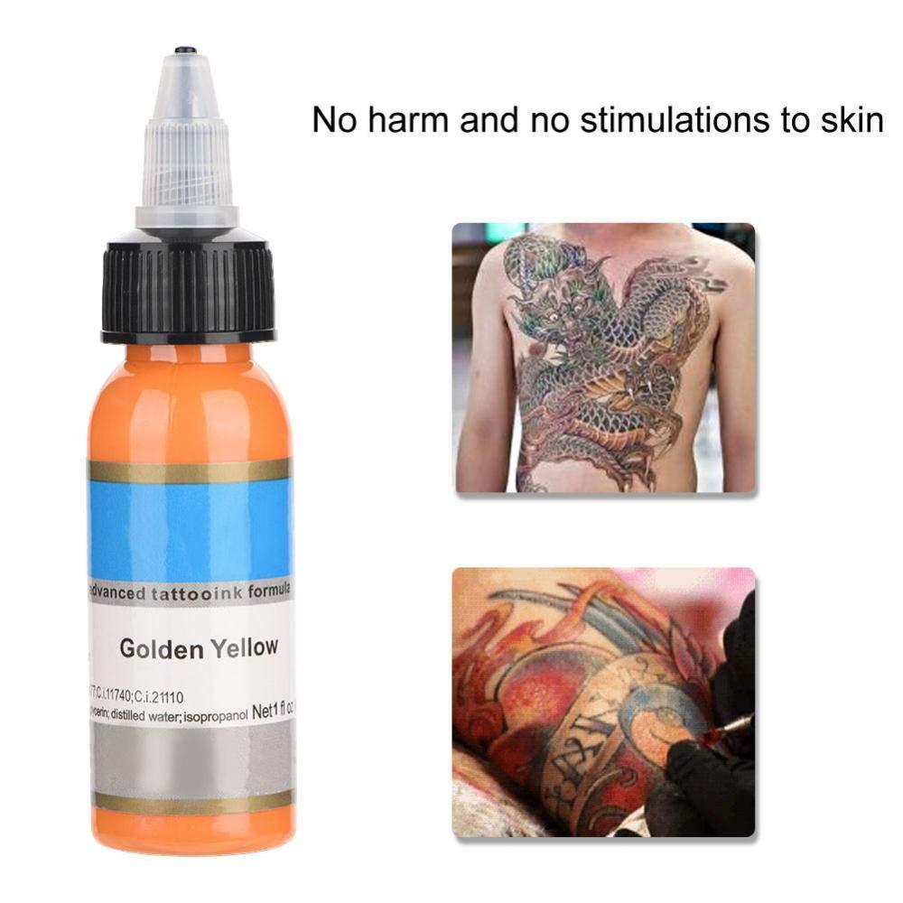 Suministros de tatuaje con tinta para tatuajes, juego de tintas ...