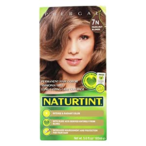Naturtint Permanent Hair Color 7N Hazelnut Blonde - 5.4 fl oz