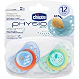 Chicco Physio Air - Pack de 2 chupetes de látex/caucho para ...