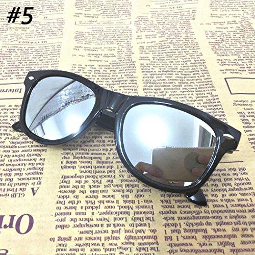AMAZZANG-Boys Girls Aviator Outdoor Toddler Sunglasses Kids Children Anti UV400 Goggles - The Sunglasses Fox Meeting