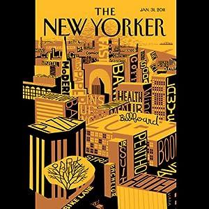 The New Yorker, January 31st 2011 (David E. Hoffman, Peter J. Boyer, Elizabeth Kolbert) Periodical