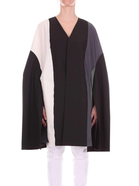 Brand Size 40 RICK OWENS Women's RP18S8755COMT8100 Multicolor Cotton Jacket