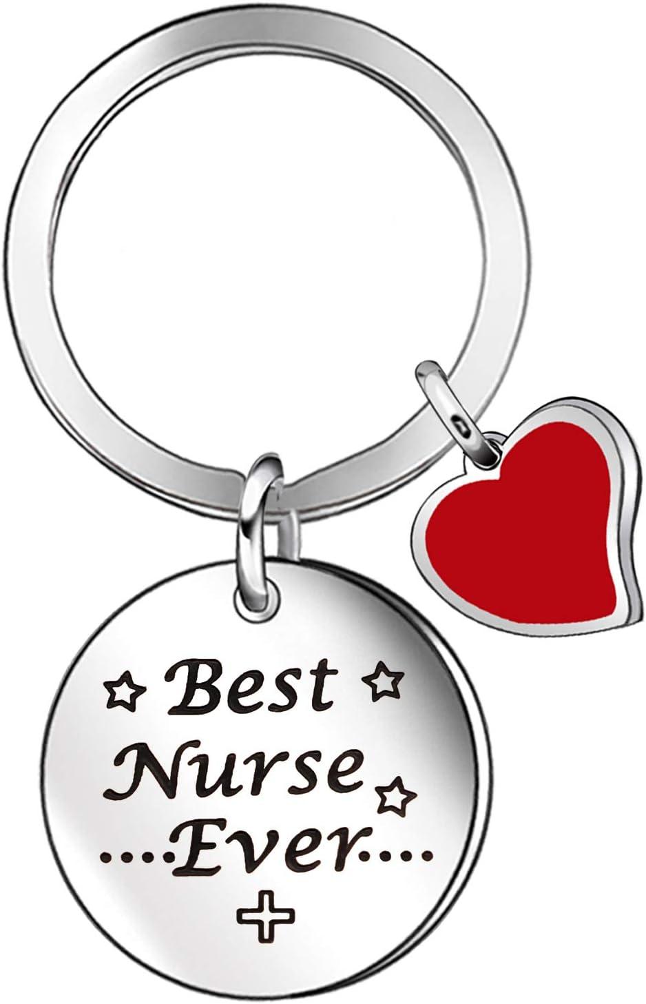 Llavero de enfermera para enfermeras, regalo de agradecimiento