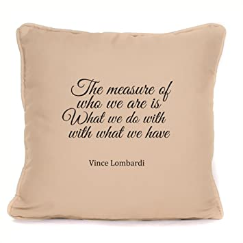 Amazon.com: Inspirational quote – Vince Lombardi – la ...