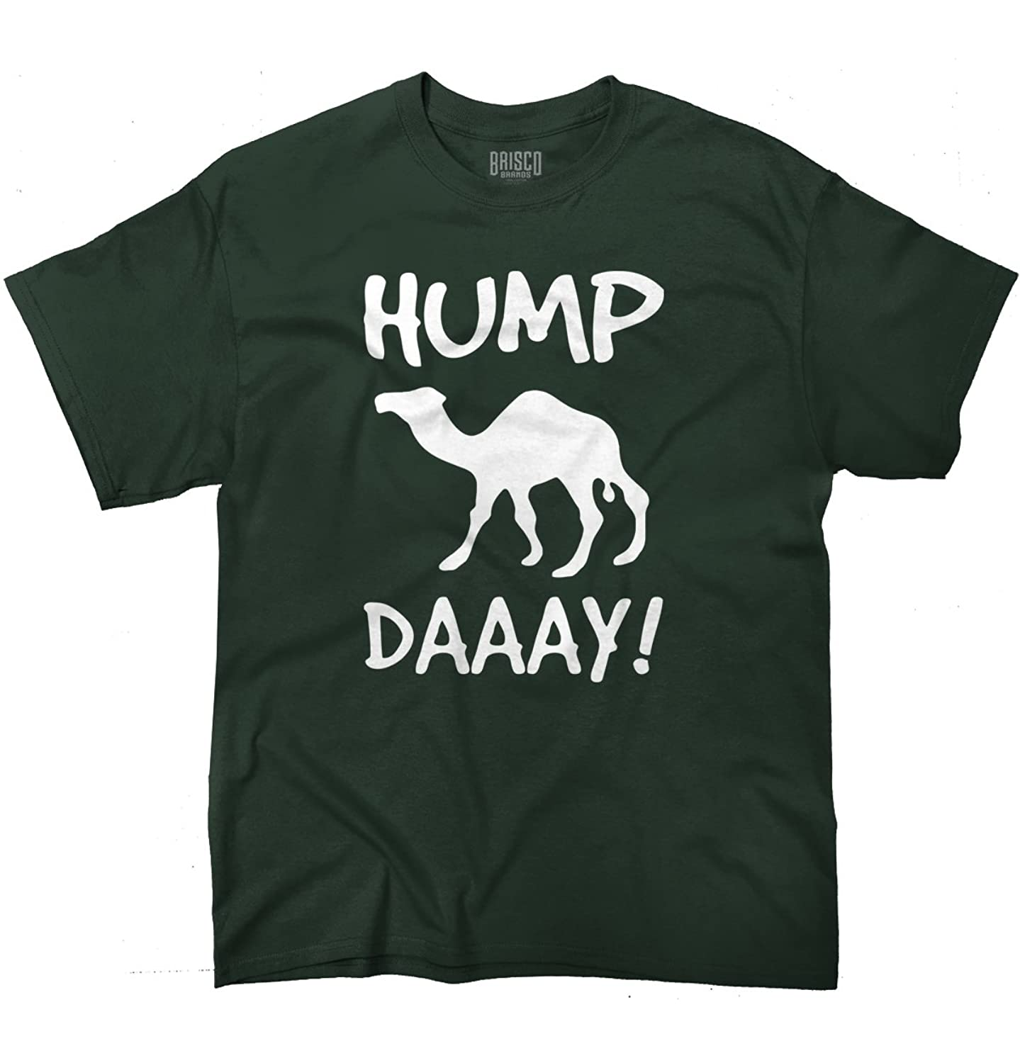 Hump Day Camel Wednesday Hate Work Funny Novelty Gift Ideas T-Shirt