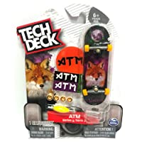 Tech Deck - 96mm Fingerboard - Assorted Figure