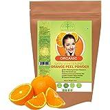 Hollywood Secrets Organic Orange Peel Powder For Skin Face Skin Whitening