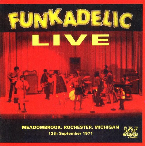 Live: Meadowbrook, Rochester, Michigan 12th September 1971 by Westbound