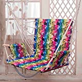 lazy chair Chair hanging chair dormitory dormitory students hammock indoor home children swing outdoor,size:63 * 82cm(24.8 * 32in)