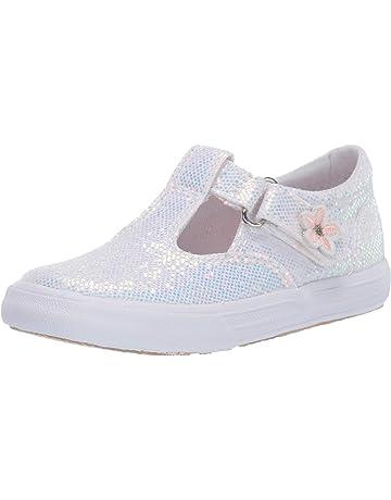 342e1de19 Keds girls Daphne T-Strap Sneaker