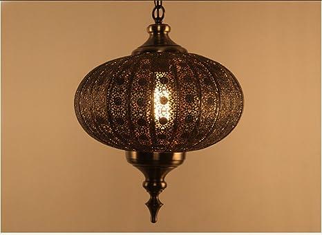 Kronleuchter Amerikanisch ~ Zhdc amerikanische retro kronleuchter südostasien metall lampen