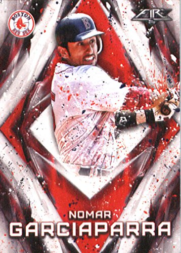 2017 Fire #17 Nomar Garciaparra Red Sox