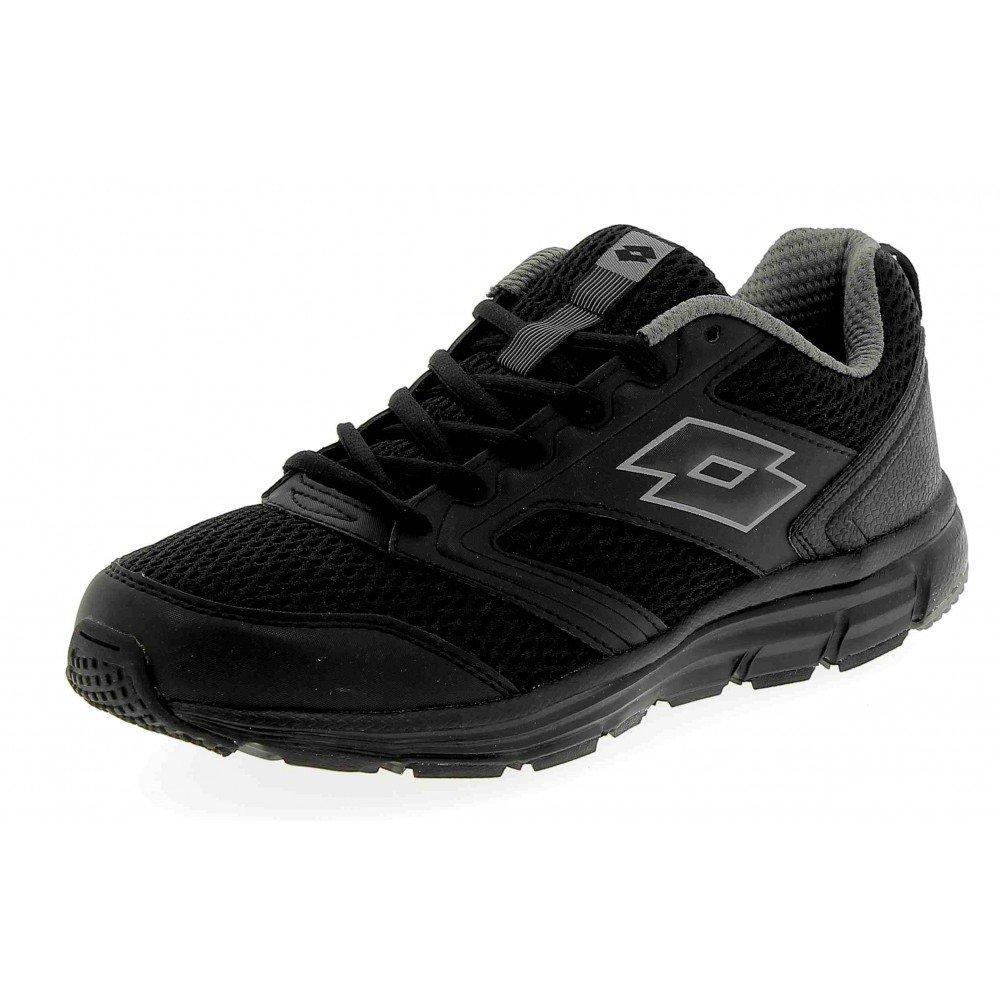 LOTTO SPEEDRIDE 500 42 EU|BLK/TIT GRY Venta de calzado deportivo de moda en línea