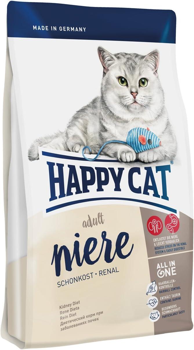 Happy Cat Fit & Well Diet Niere Kidney Comida para Gatos - 300 gr