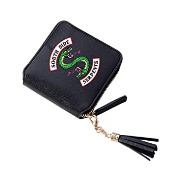 Amazon.com: Uscyo Riverdale Cartera, Cartera, Monedero ...