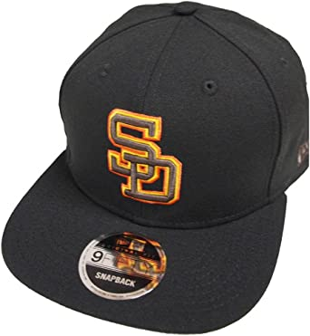 New Era San Diego Padres Cooperstown Classics Snapback Cap Navy 9fifty 950 Limited Special Edition