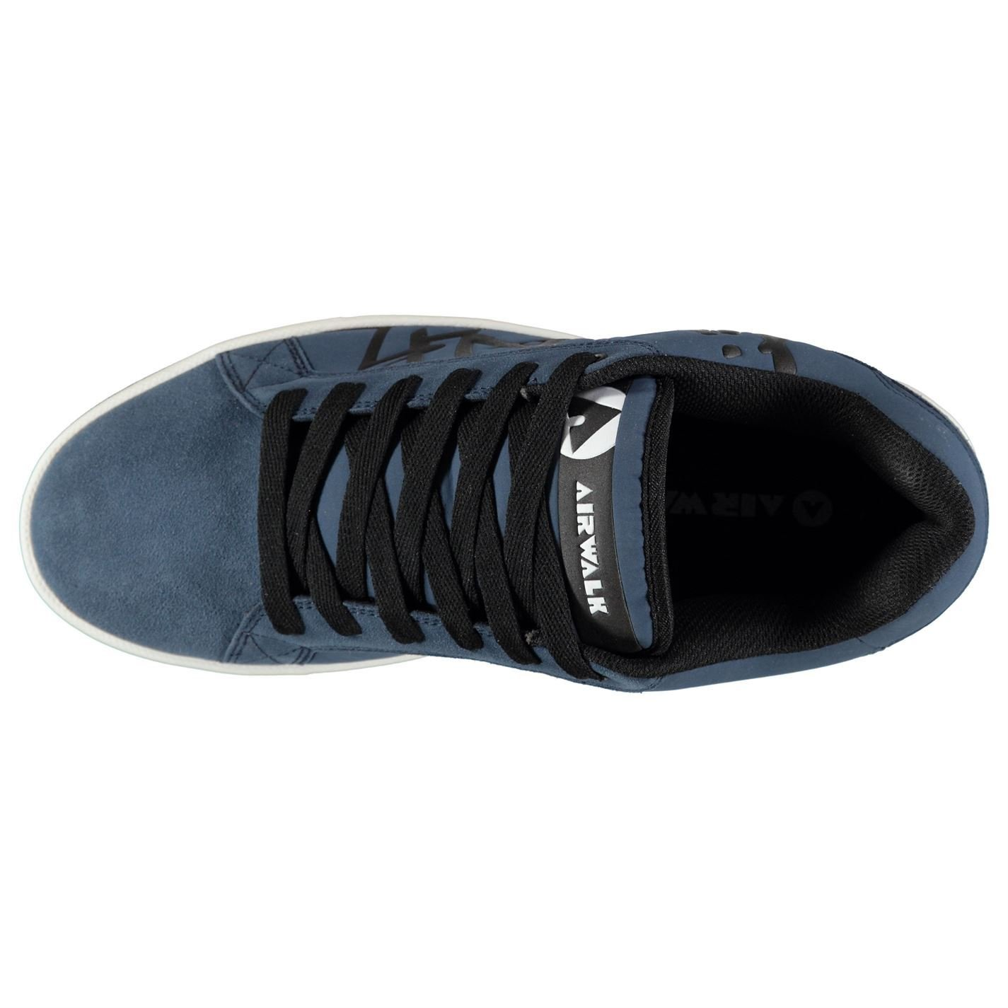 6756026eb9f5 Airwalk Neptune Skate Shoes Mens Navy Casual Trainers Sneakers   Amazon.co.uk  Clothing