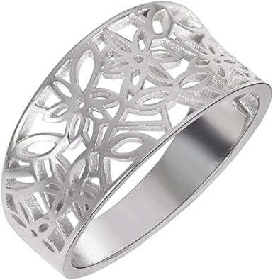 Princess Kylie 925 Sterling Silver Boy-Girl Ring
